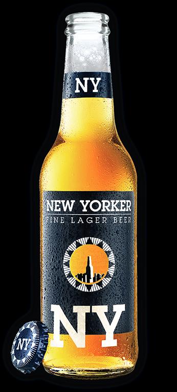 Newyorker creaas botella png